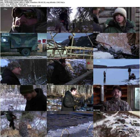 Yukon Men Ueberleben in Alaska S05E05 Kampf in der Kaelte German Doku Hdtvrip x264-Mdgp