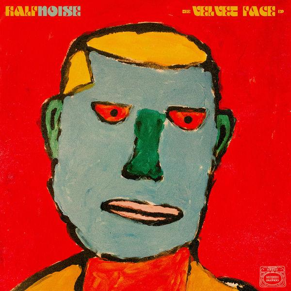HalfNoise - The Velvet Face (EP) (2017)