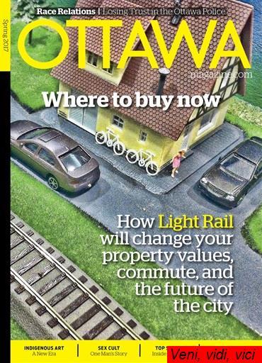 Ottawa Magazine Spring 2017