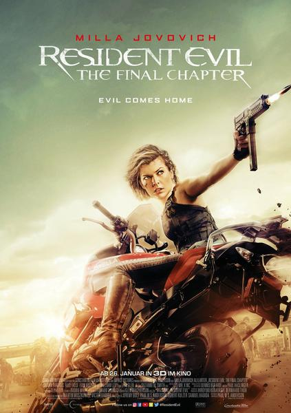 Resident Evil 6 The Final Chapter uncut 2017 German ac3md dl 1080p BluRay x264 LameHD