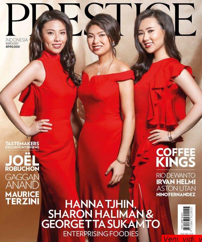 Prestige Indonesia March 2017