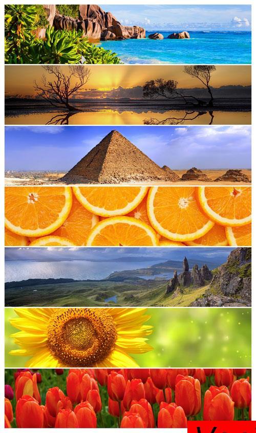 Mixed Panoramics Wallpaper Pack 32