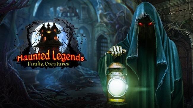 Haunted Legends - Kreaturen mit Makel - Sammleredition