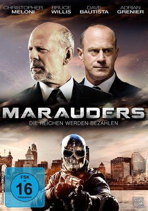 Marauders 2016 German Ac3 Dl 5 1 Dubbed 1080p BluRay Avc Remux-CiNedome