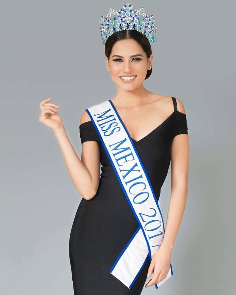 andrea meza, mexicana universal chihuahua 2020/1st runner-up de miss world 2017. - Página 2 53xb4s5j