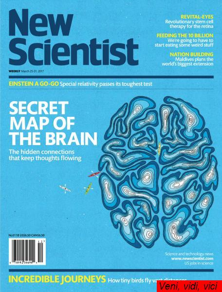 New Scientist Issue 3118 March 25 31 2017