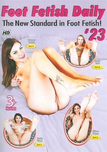 Foot Fetish Daily 23 720P Cover