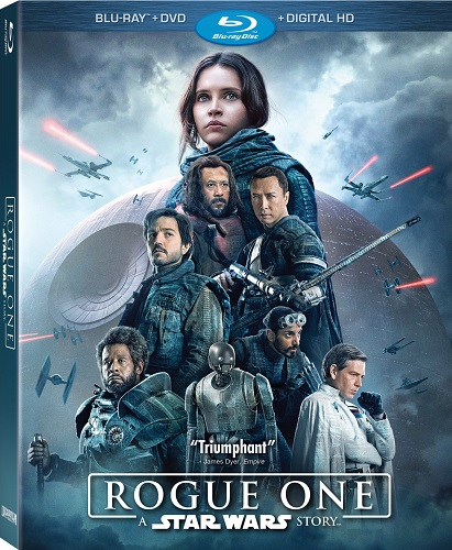 Rogue One - Complete Bluray