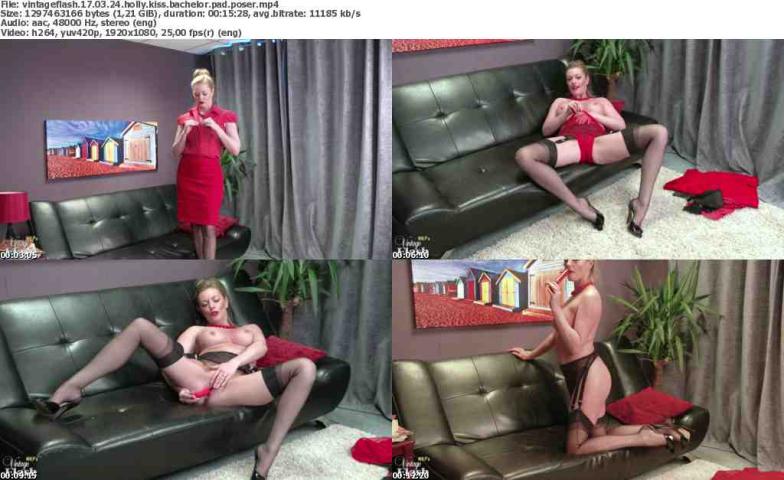 VintageFlash 17 03 24 Holly Kiss Bachelor Pad Poser Xxx 1080p Mp4-Ktr