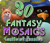 Fantasy.Mosaics.20.Castle.of.Puzzles-ZEKE