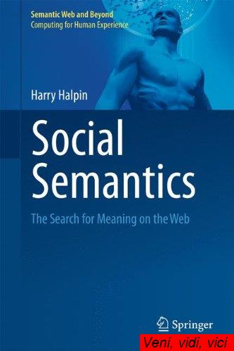 Social Semantics The Search for Meaning on the Web Semantic Web and Beyond