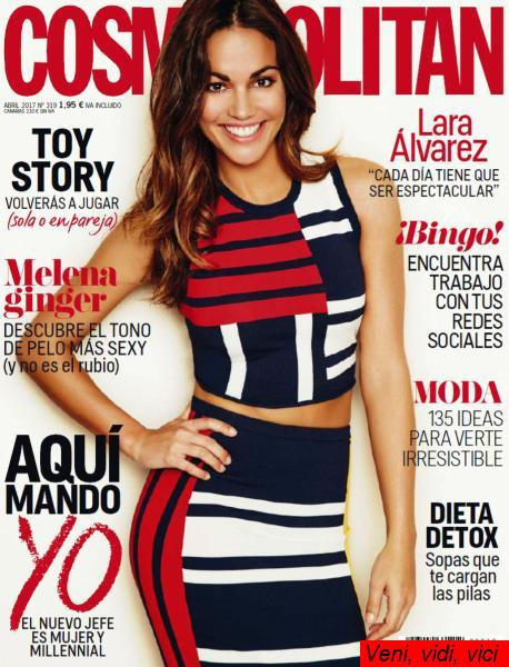 Cosmopolitan.Spain.N.319.Abril.2017