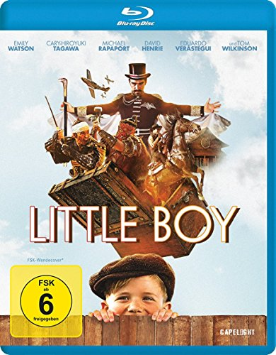Little Boy 2015 German Dl 1080p BluRay Avc - Avc4D