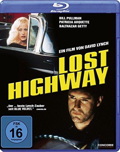 Lost Highway 1997 German 1080p Dl Dtshd BluRay Vc - 1 Remux - pmHd