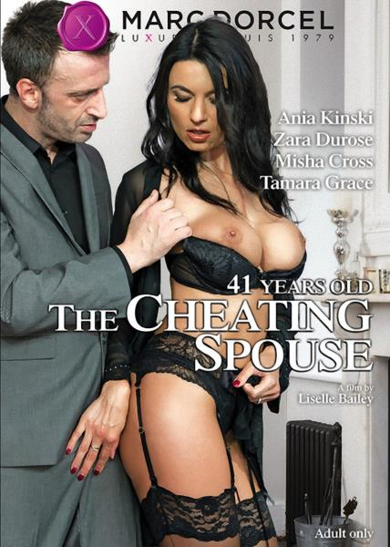 41 years old, the cheating spouse Cover