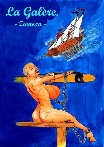 Zionezo - La Galere! (French)