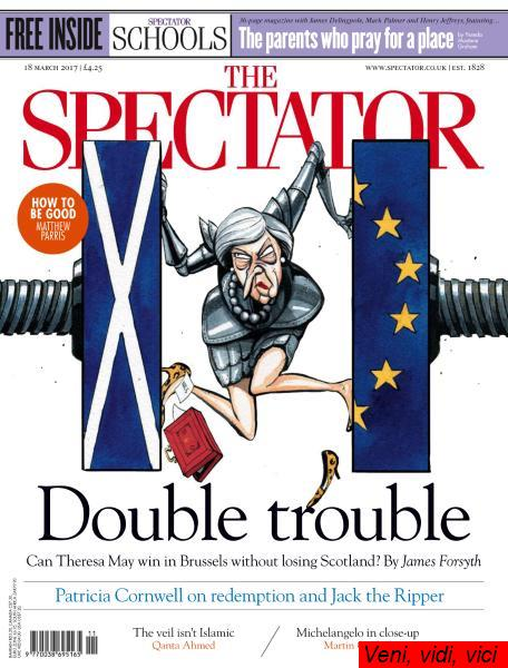The Spectator March 18 2017