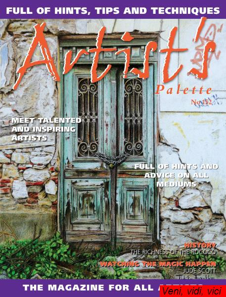 Artists Palette Issue 152 2017