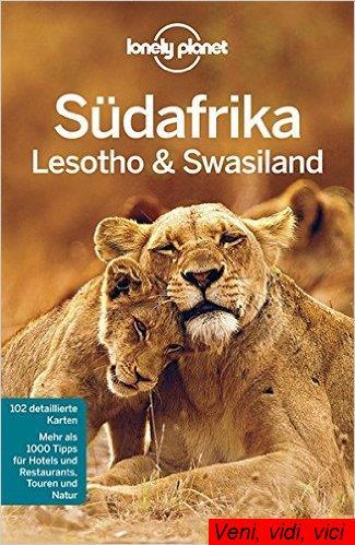 Lonely Planet Reisefuehrer Suedafrika Lesoto und Swasiland Auflage 4