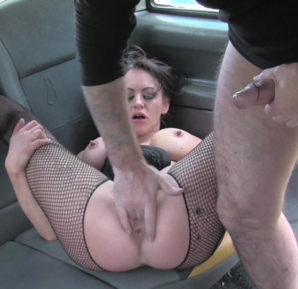 John, Vickie Powell - Street Lady Fucks Cabbie for Cash 1080p