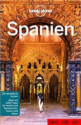 Lonely Planet Reisefuehrer Spanien Auflage 6
