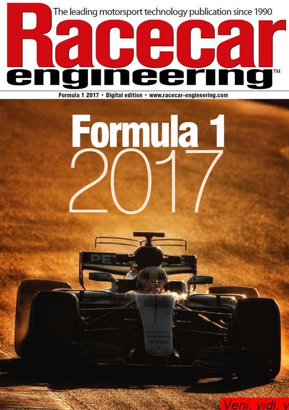 Racecar Engineering Formula 1 2017