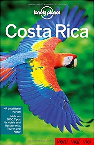 Lonely Planet Reisefuehrer Costa Rica Auflage 6