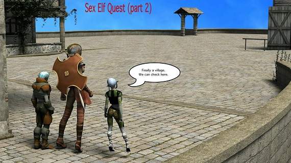 Vger - The Sex Elf Quest part 2