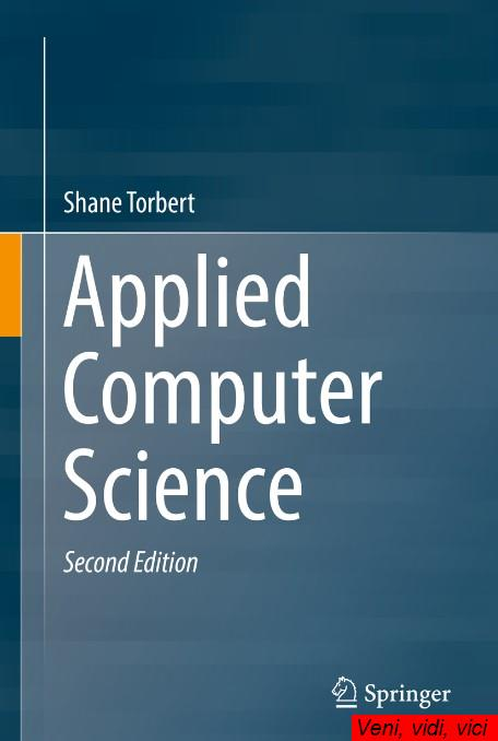 Applied Computer Science Second Edition