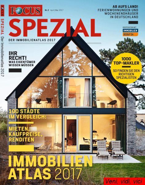 Focus Spezial Der Immobilienatlas April Mai 2017