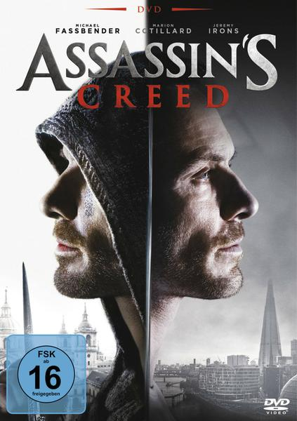 Assassins Creed 2016 German Bdrip Ac3 XviD-CiNedome