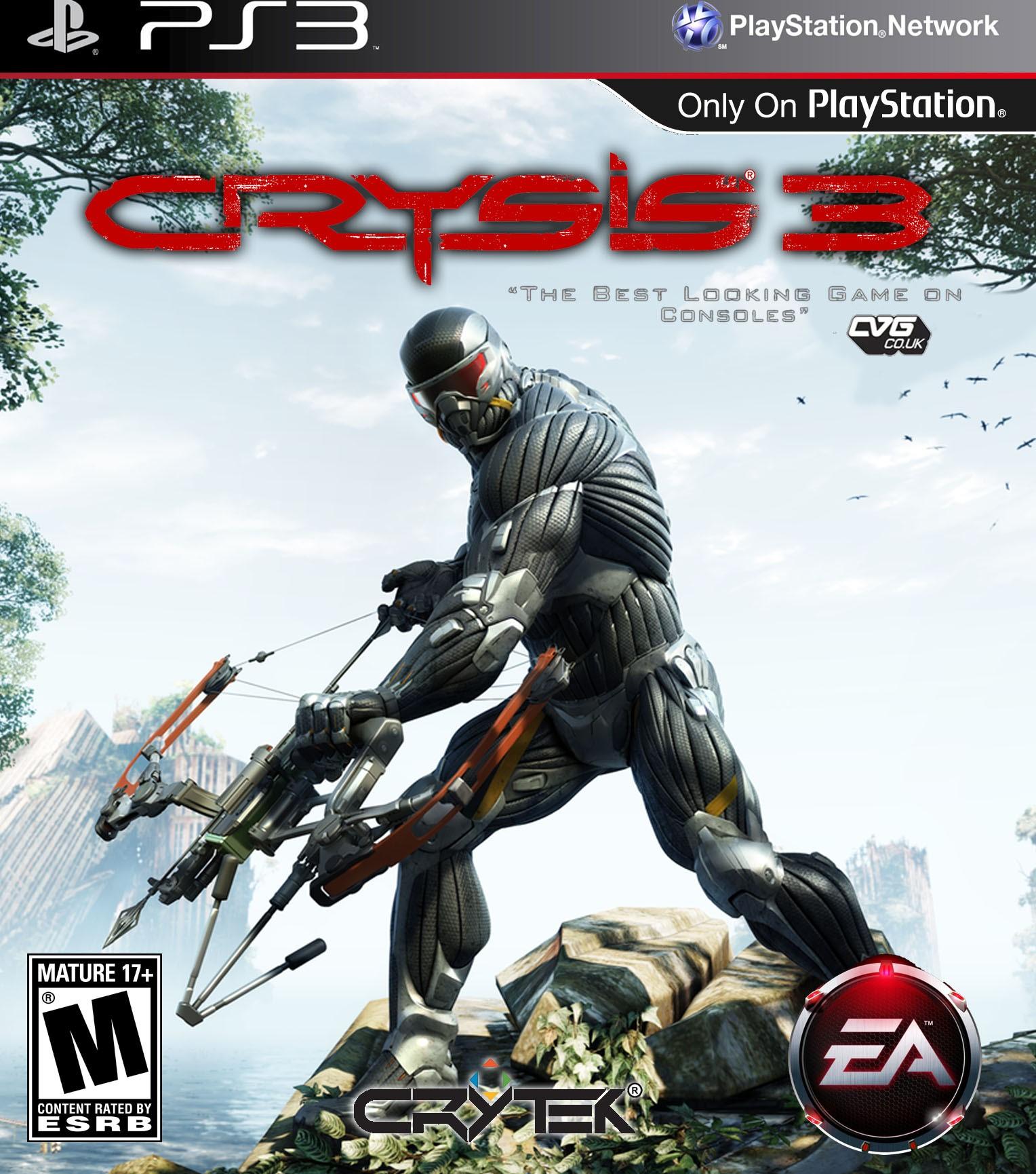 Crysis 3 PS3 DLC İndir [USA] [EUR] | XBOX360TORRENT COM|XBOX360|PC