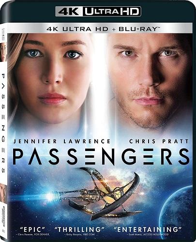 Passengers 2016 German Dubbed Dtshd Dl 2160p.Ultra.Hd BluRay Hdr x265 - Nima4K