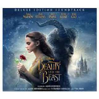 Beauty and the Beast (Original Motion Picture Soundtrack/Deluxe Edition)(2017)