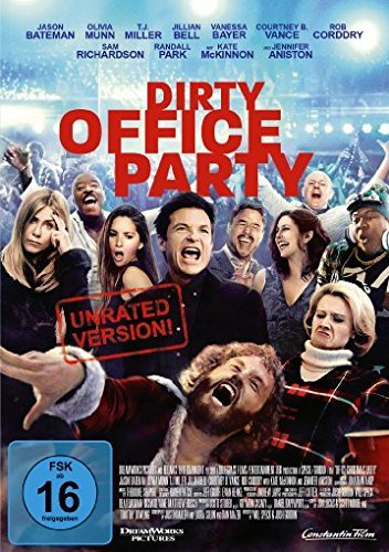 Office Christmas Party 2016 Ts Md German x264 - Spectre