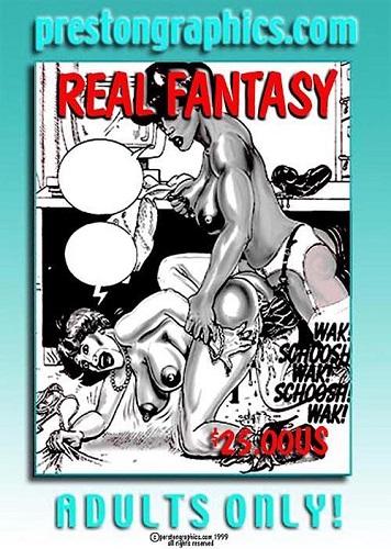 Preston - Real Fantasy! (French)