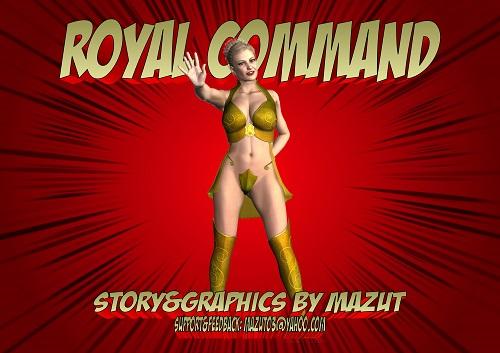 Mazut - Royal Command