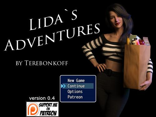 Lida s Adventures  Cover
