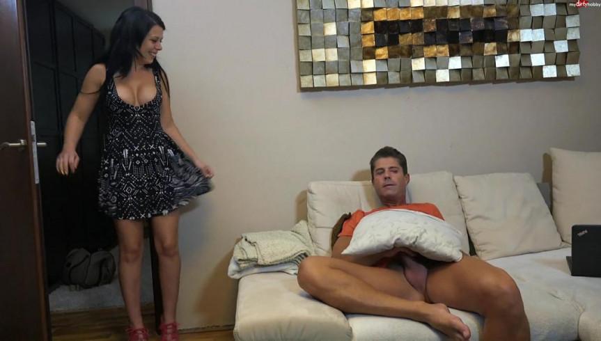 Kamikatzerl – Hoppla! (Stief)Daddy beim Wichsen erwischt