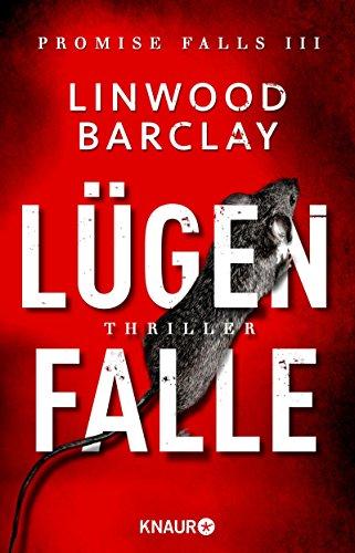 Buch Cover für Lügenfalle: Promise Falls III