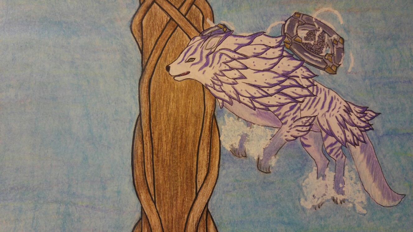 WINNERS CoL Mounts Fan Art Contest Page 2 Riders Of