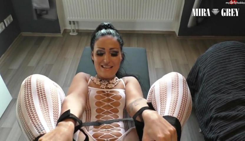 Mira-Grey – Fieses Anal Massaker mit Spermabombe