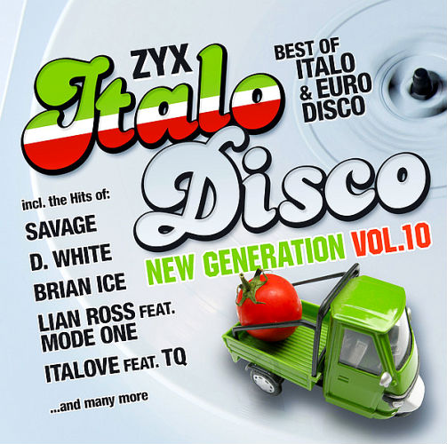 ZYX Italo Disco New Generation Vol.10 (2017)