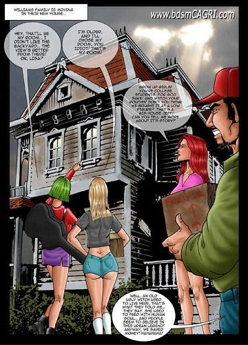 Cagri - Haunted House