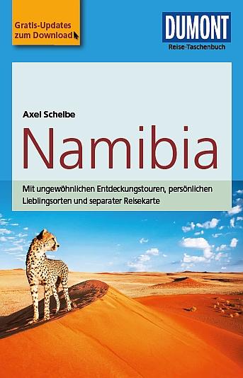 Dumont - Reise-Taschenbuch - Namibia