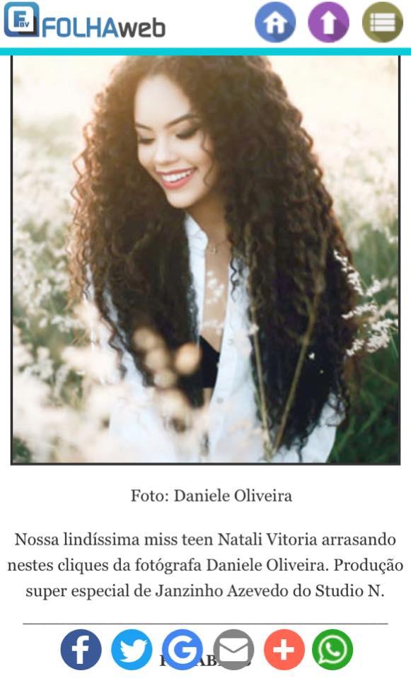 natali vitoria, miss roraima mundo 2020/top 15 de miss brasil universo 2019 /miss brasil teen universe 2017. primeira miss negra a vencer o miss roraima. - Página 3 Cqkzsyax