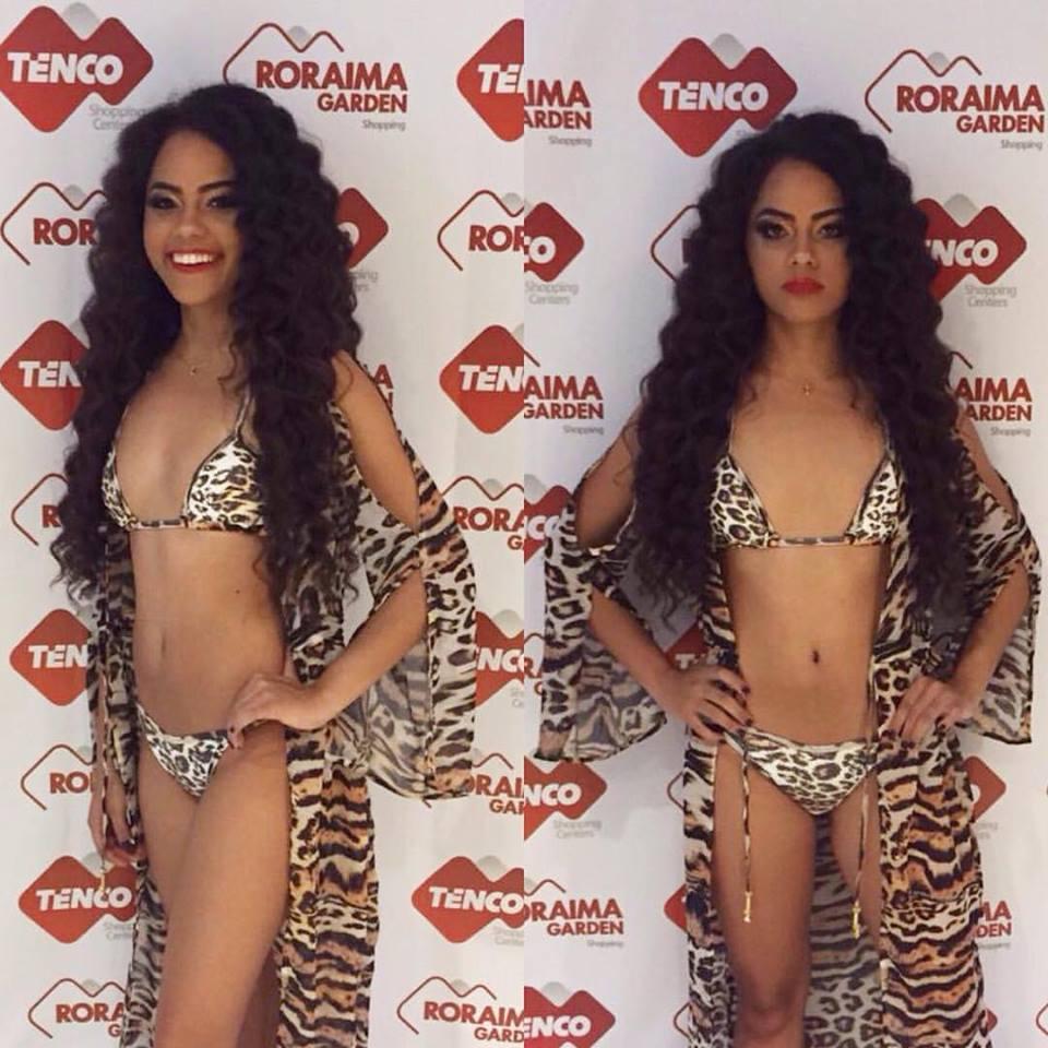 natali vitoria, miss roraima mundo 2020/top 15 de miss brasil universo 2019 /miss brasil teen universe 2017. primeira miss negra a vencer o miss roraima. - Página 2 Imsrs8zw