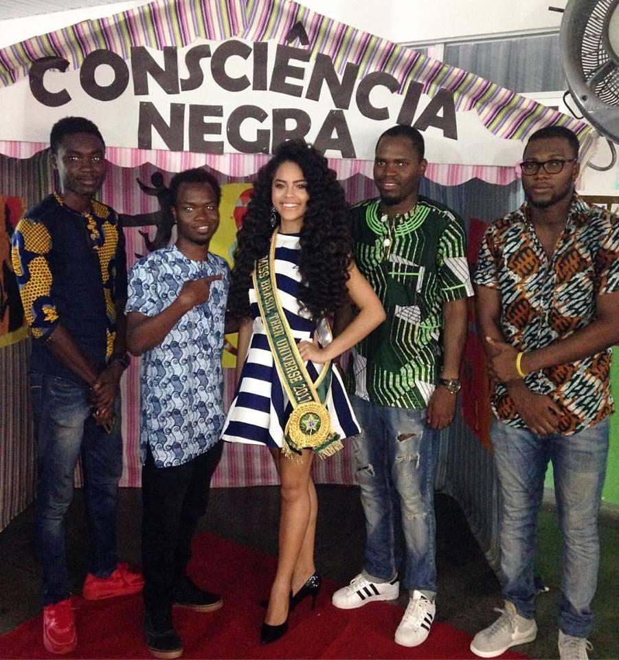 natali vitoria, miss roraima mundo 2020/top 15 de miss brasil universo 2019 /miss brasil teen universe 2017. primeira miss negra a vencer o miss roraima. - Página 2 Nm9kpi7t