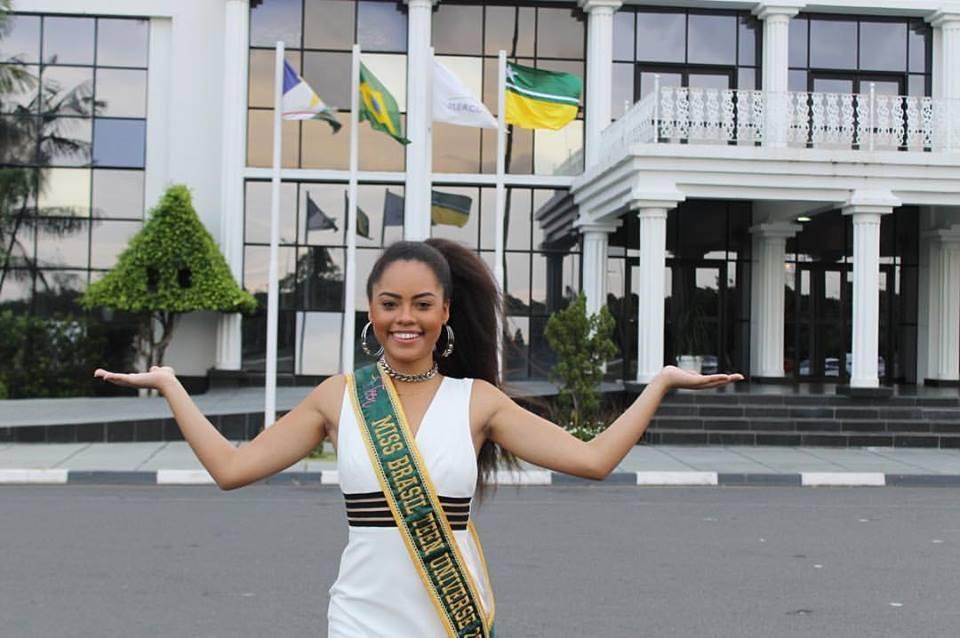 natali vitoria, miss roraima mundo 2020/top 15 de miss brasil universo 2019 /miss brasil teen universe 2017. primeira miss negra a vencer o miss roraima. - Página 3 P7yeqq4b