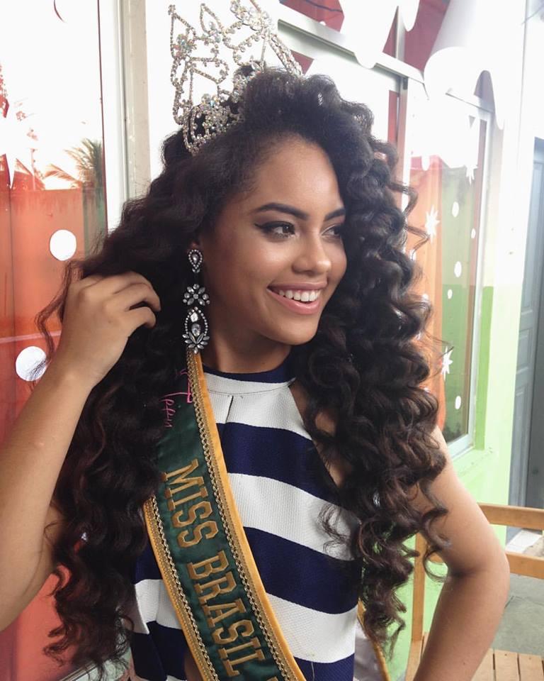 natali vitoria, miss roraima mundo 2020/top 15 de miss brasil universo 2019 /miss brasil teen universe 2017. primeira miss negra a vencer o miss roraima. - Página 2 Rlgtt8q2